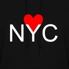 NYC Heart Shirt | Womens